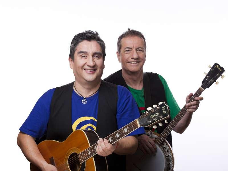 Duo Claude et Carlos